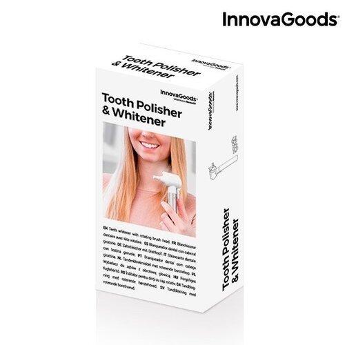 InnovaGoods Dantų poliravimo ir balinimo priemonė