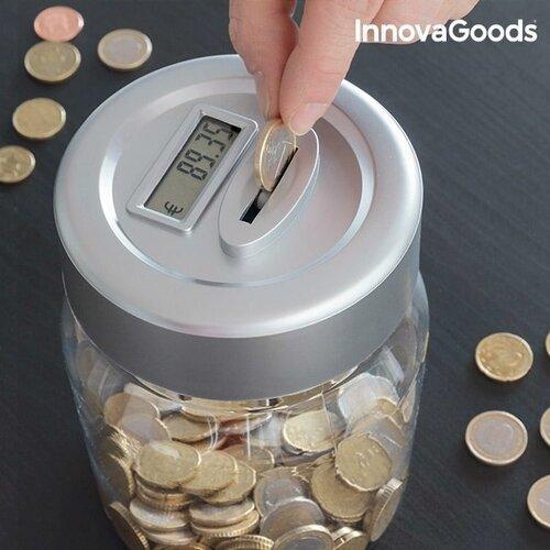 InnovaGoods Gadget Tech elektroninė skaitmeninė taupyklė