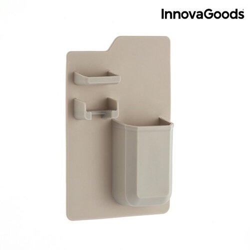 InnovaGoods Silikoninis vonios kambario priemonių laikiklis