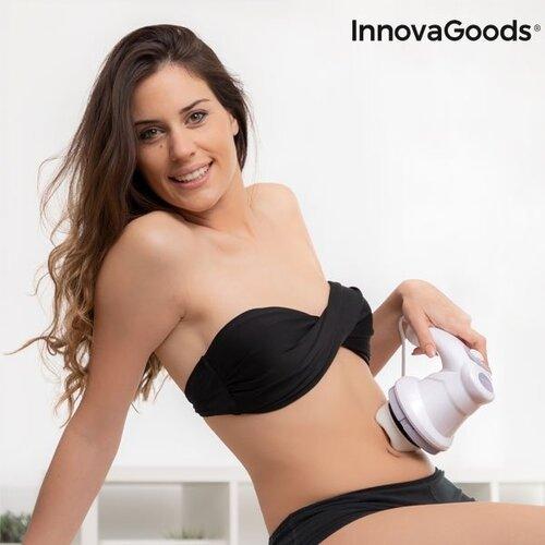 InnovaGoods Wellness Beauté anticeliulitinis elektrinis masažuoklis 5 viename
