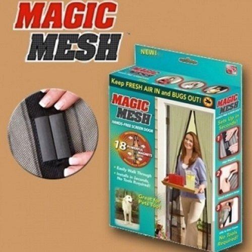 """Magnetinė durų užuolaida nuo vabzdžių """"Magic mesh"""""""