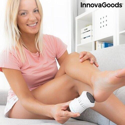 Įkraunama pedikiūro dildė su integruotu vakuumu Sofeem InnovaGoods Wellness Care