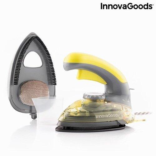 """Mini vertikalus ir horizontalus garų lygintuvas """"2 viename"""" Velyron InnovaGoods 800 W Home Houseware"""